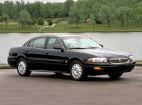 Picture of 2001 Buick LeSabre Limited Sedan FWD, exterior, gallery_worthy