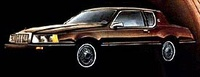 1984 Mercury Cougar Overview