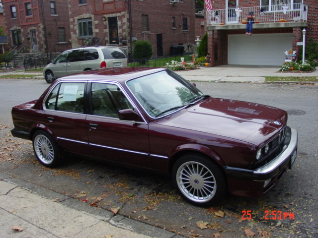 Bmw 318. 2001 BMW 3 Series 318i,
