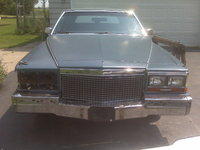 Picture of 1987 Cadillac Brougham, exterior