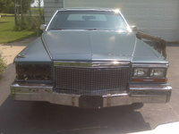 1987 Cadillac Brougham Overview