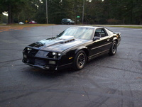 1990 Chevrolet Camaro RS, 1990 Chevrolet Camaro 2 Dr RS Hatchback picture, exterior