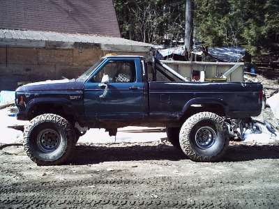 1987 Ford Ranger picture, exterior