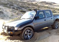 1998 Holden Rodeo Overview