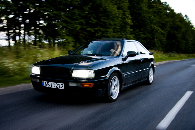 Audi Coupe Pic