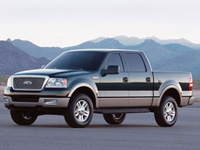 2004 Ford F-150 Picture Gallery