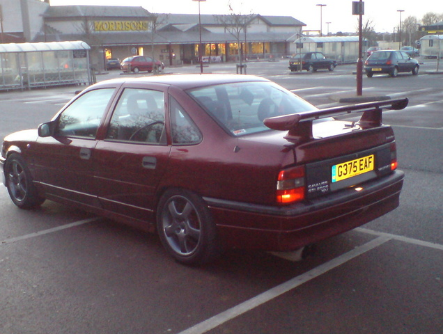 Picture of 1989 Vauxhall Cavalier, exterior