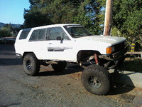 Picture of 1985 Toyota 4Runner, exterior
