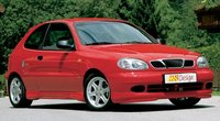 Picture of 2001 Daewoo Lanos 2 Dr Sport Hatchback, exterior, gallery_worthy