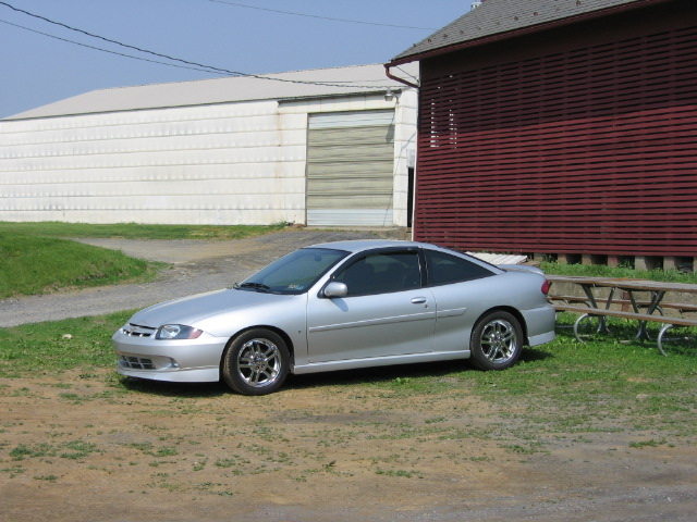 picture of 2005 chevrolet cavalier ls sport coupe exterior. Cars Review. Best American Auto & Cars Review
