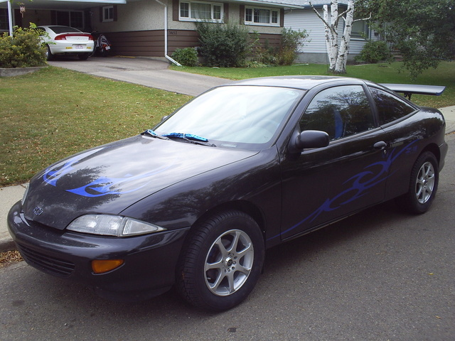 Picture of 1997 Chevrolet Cavalier RS Coupe, exterior