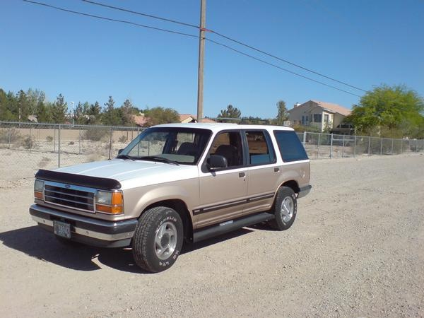 1991 Ford Explorer - Overview