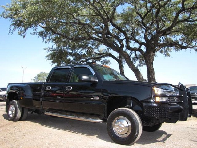 Picture of 2005 Chevrolet Silverado 3500 4 Dr LT 4WD Crew Cab LB DRW, exterior, gallery_worthy