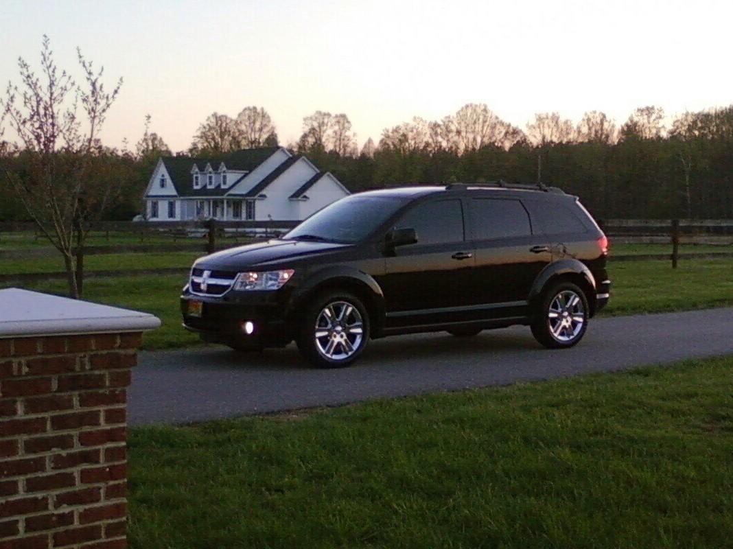 2009 Dodge Journey SXT AWD - Pictures - 2009 Dodge Journey SXT AWD pic ...