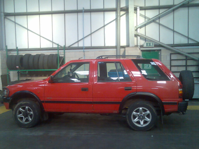 Picture of 1996 Vauxhall Frontera