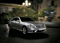 2010 Mercedes-Benz S-Class Picture Gallery