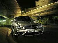 2010 Mercedes-Benz S-Class, Front View, exterior, manufacturer