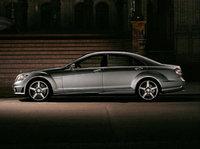 2010 Mercedes-Benz S-Class, Left Side View, exterior, manufacturer
