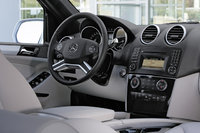 2010 Mercedes-Benz M-Class, Interior View, interior, manufacturer
