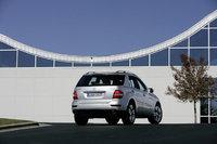 2010 Mercedes-Benz M-Class, Back Right Quarter View, exterior, manufacturer