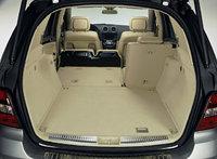 2010 Mercedes-Benz M-Class, Interior Cargo View, interior, manufacturer