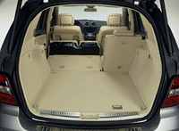 2010 Mercedes-Benz M-Class, Interior Cargo View, interior, manufacturer