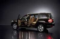 2010 Mercedes-Benz GL-Class, Doors Open, exterior, manufacturer