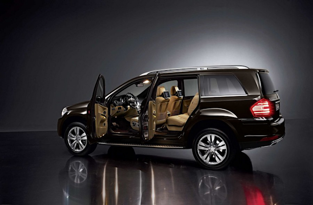 2010 Mercedes-Benz GL-Class Free Quote
