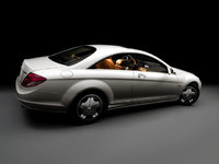 2010 Mercedes-Benz CL-Class, Right Side View, exterior, manufacturer
