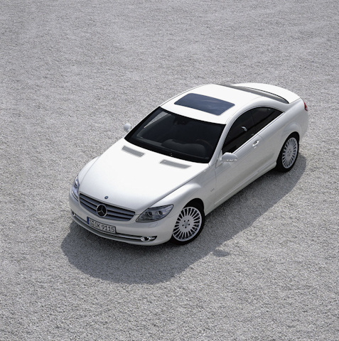 2010 Mercedes-Benz CL-Class
