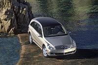 2010 Mercedes-Benz R-Class, Overhead View, exterior, manufacturer