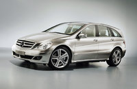 2010 Mercedes-Benz R-Class Overview