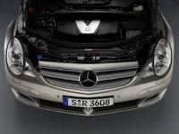 2010 Mercedes-Benz R-Class, Engine View, engine, manufacturer