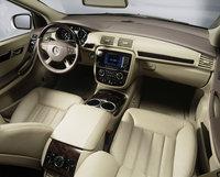 2010 Mercedes-Benz R-Class, Interior View, interior, manufacturer