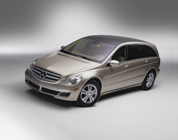 2010 Mercedes-Benz R-Class