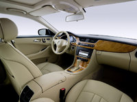 2010 Mercedes-Benz CLS-Class, Interior View, interior, manufacturer