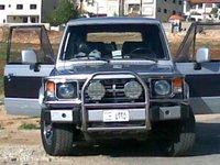 1994 Hyundai Galloper Overview