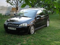 2005 Opel Corsa Overview