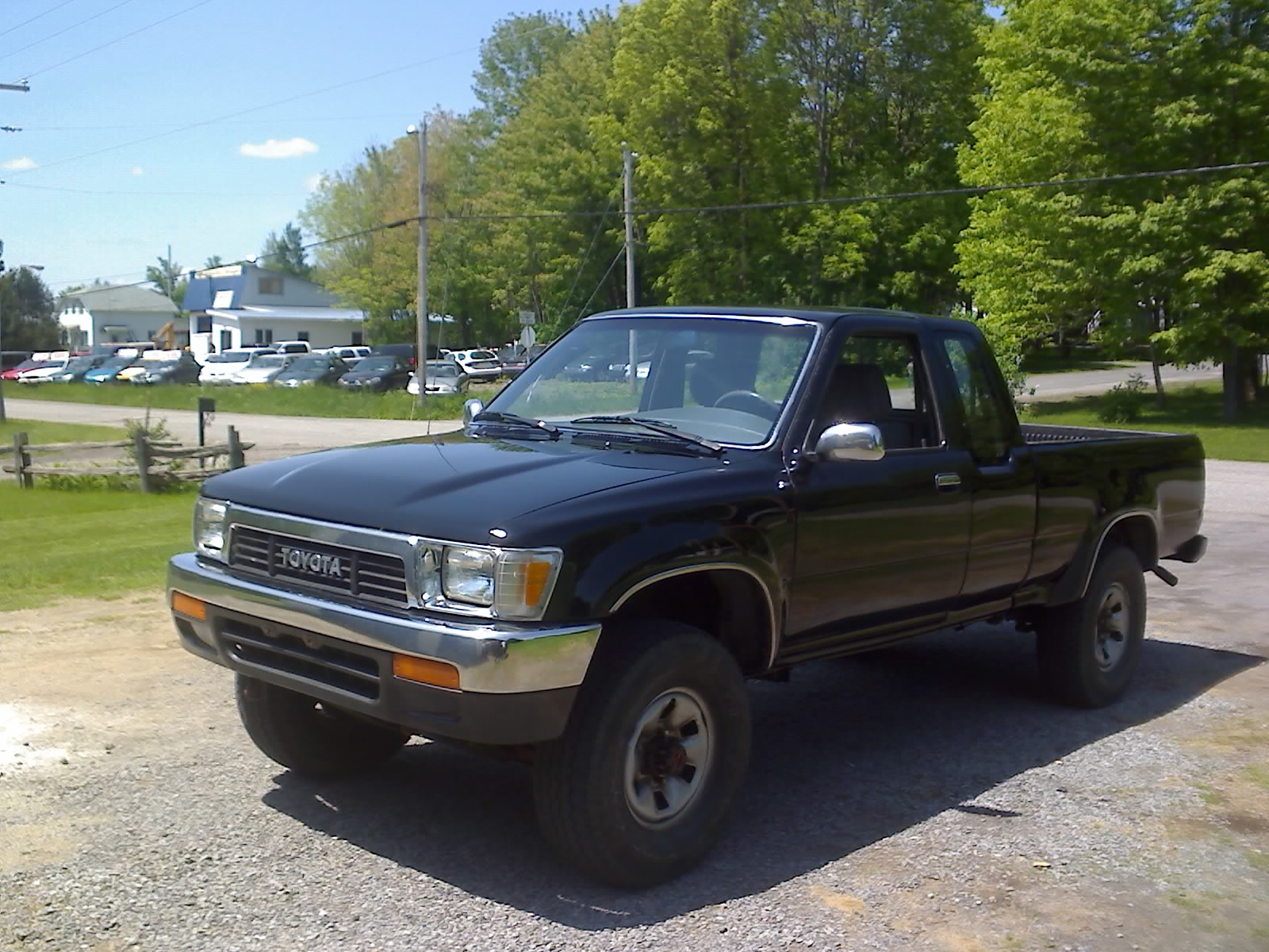 1990 Toyota Pickup Engine Options 4