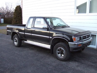 Picture of 1993 Toyota Pickup 2 Dr Deluxe 4WD Extended Cab SB, exterior