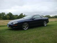 2000 Chevrolet Camaro Picture Gallery