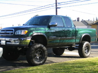 2000 Toyota Tundra Picture Gallery