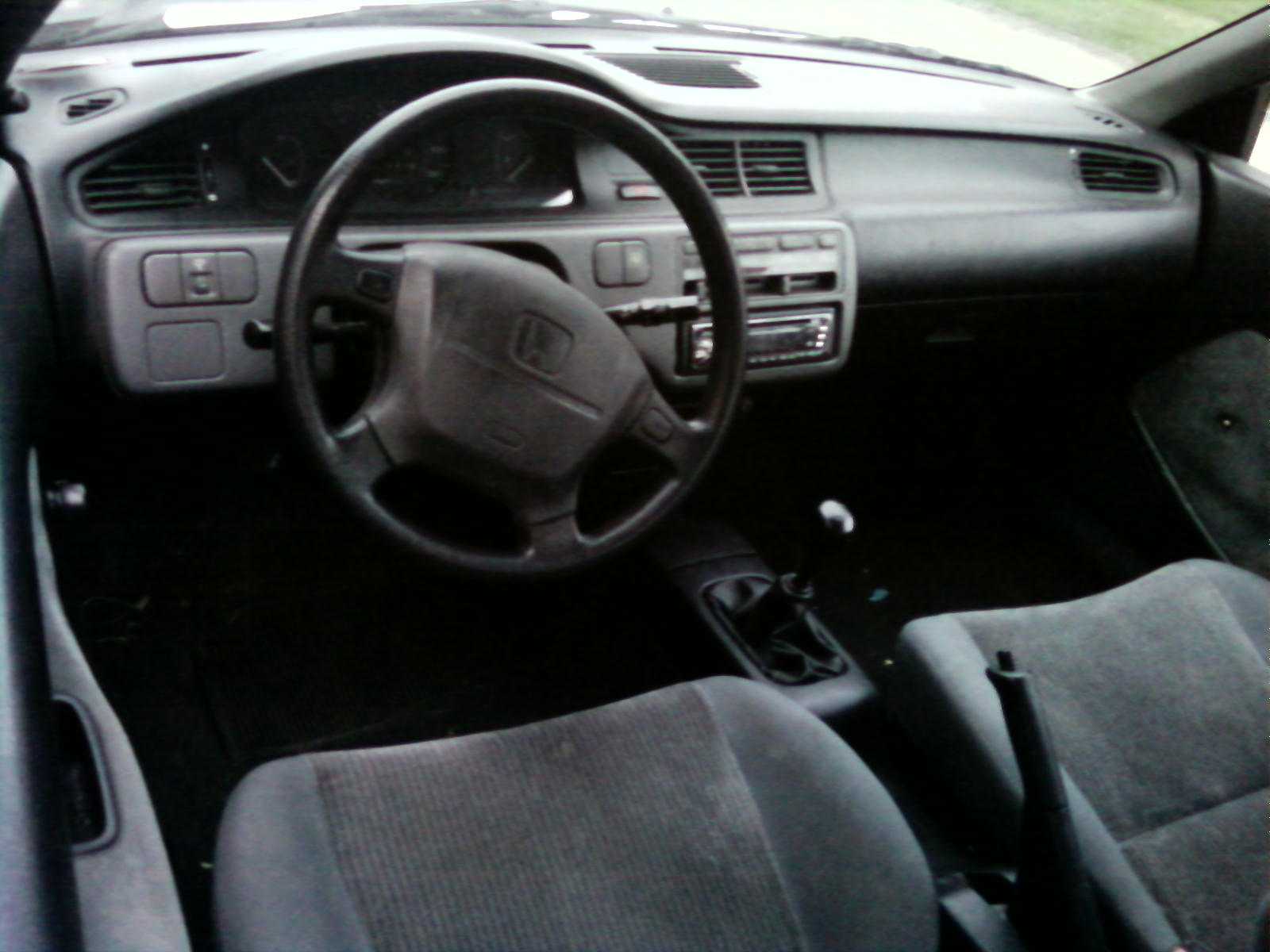 1993 honda civic interior pictures cargurus