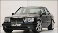 1994 Mercedes-Benz E-Class E500, 1994 Mercedes-Benz E500 Mercedes-Benz E500 Sedan picture, exterior
