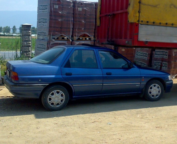 Picture of 1991 Ford Orion, exterior, gallery_worthy