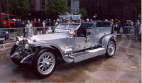 1906 Rolls-Royce Silver Ghost Overview