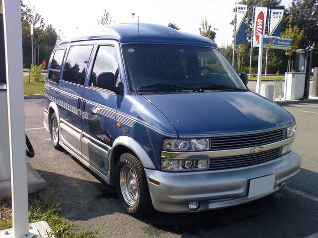 Chevrolet Astro Awd. 1996 Chevrolet Astro 3 Dr LS