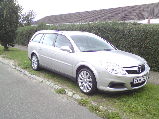 Picture of 2008 Opel Vectra, exterior, gallery_worthy