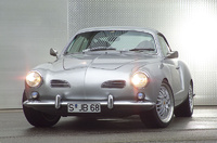 1972 Volkswagen Karmann Ghia Overview