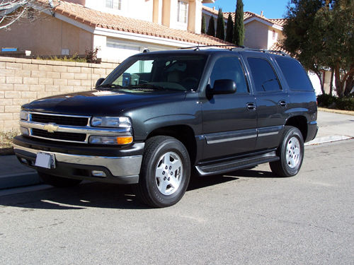 Picture of 2004 Chevrolet Tahoe LT 4WD